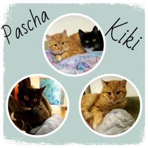 Pascha & Kiki